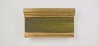 H3E21S Goud - groen handgegrondeerd